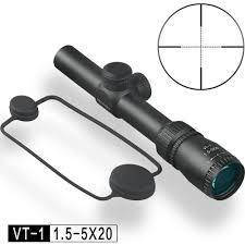 Оптичний приціл Discovery Optics VT-1 PRO 1,5-5X20