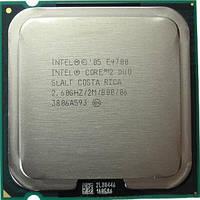 Процессор Intel Core 2 Duo E4700  2,60 GHZ/2M/800