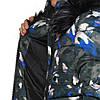 Пуховик женский AL-8485-50, фото 2