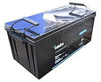 Аккумулятор мультигелевый MERLION MLB-12-200 12V 200AH, (AGM) для ИБП, фото 1