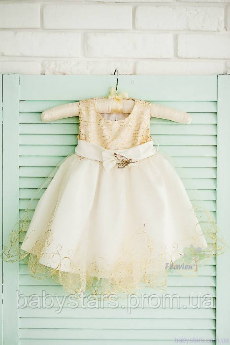 da1a883f12d Детское Бальное платье