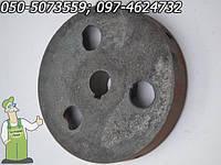 Основа барабана соломорезки (колесо для крепления ножей)