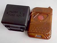 Одноканальный дистанционный выключатель, 12В 10А, с пультом управления до 100м.
