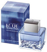 Мужская туалетная вода Antonio Banderas Blue Seduction for Men (Антонио Бандерас Блю Седакшн Фо Мен) 100 мл.