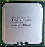 Процессор Intel Core 2 Quad Q8300 4 МБ кэш-памяти, тактовая частота 2,50 ГГц, частота системной шины 1333 Мг , фото 1