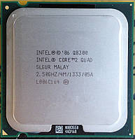 Процессор Intel Core 2 Quad Q8300 4 МБ кэш-памяти, тактовая частота 2,50 ГГц, частота системной шины 1333 Мг