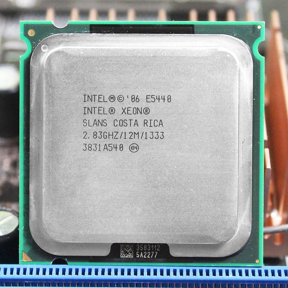 Процессор Intel Xeon E5440 (12M Cache, 2.83 GHz, 1333 MHz FSB)