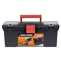 Ящик инструментальный BLACK+DECKER, средний, на один замок, размер: 16 дюймов / 400 мм., шт