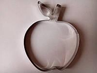 Металлическая вырубка для пряников яблоко