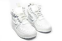 Зимние кроссовки (на меху)Nike AF1  1-171 ⏩ [41 последний размер ]