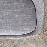 Банкетка TOLEDO светло-серый 155 см (бесплатная доставка), фото 3