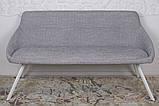 Банкетка TOLEDO светло-серый 155 см (бесплатная доставка), фото 2