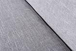 Банкетка TOLEDO светло-серый 155 см (бесплатная доставка), фото 5