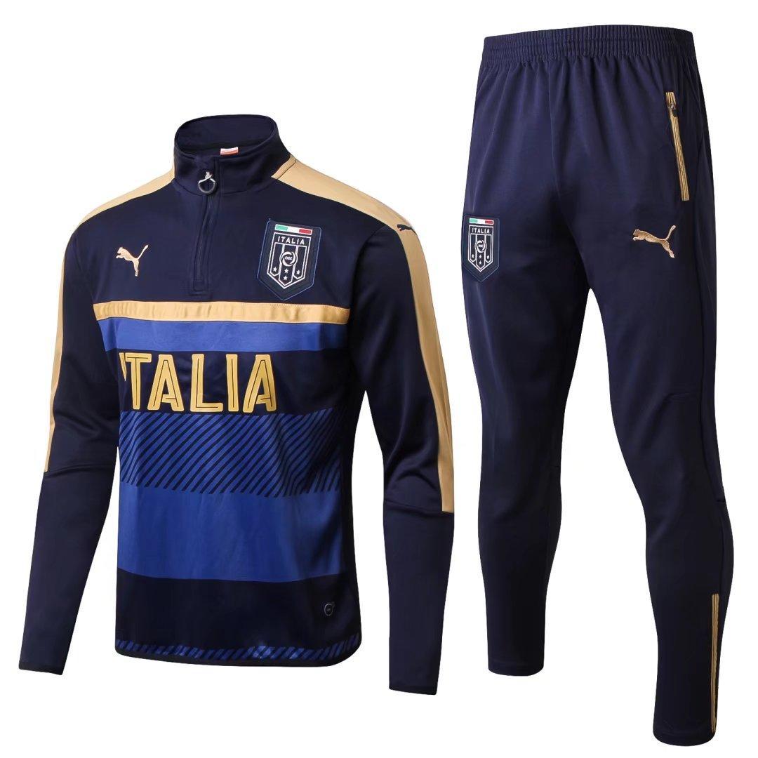 Костюм тренировочный сборная Италия
