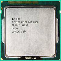 Процессор  Intel Pentium G 530 1155 сокет (2M Cache, 2.4 GHz)
