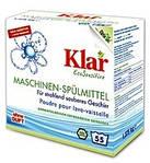 Порошок для посудомоечных машин KLAR (органическое средство). Минимум на 55 циклов. Клар
