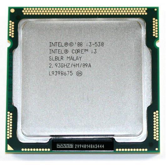 Процессор Intel® Core™ i3-530 4 МБ\2,93 ГГц