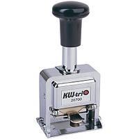 Нумератор 7 цифр KW-triO 20700