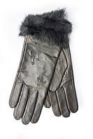 Женские кожаные перчатки 746 M 8 (746s2)