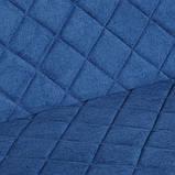 Кресло - банкетка VALENCIA (Валенсия) текстиль бирюза Nicolas (бесплатная адресная доставка), фото 4