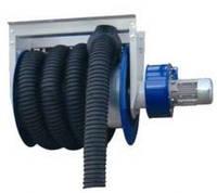 Механический вентиляционый барабан с вентилятором AR 75/7 COMP+ Filcar Италия