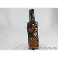 Бутылка деревянная сувенирная
