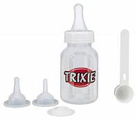 24210 Trixie Набор для кормления с мерной ложкой, 1 шт