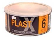U-POL: PLAST X 6 - Шпатлевка c повышенной адгезией для пластика