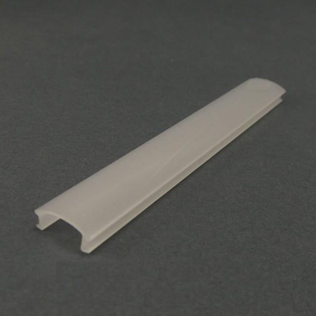 Рассеиватель матовый BIOM для LED профиля (палка 2м), м