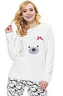 Теплая домашняя пижама Dobranocka 9568