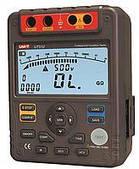 Мегаомметр UNI-T UT512 (0,5-100000 МОм, 500-2500 В)