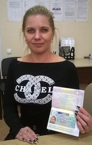 Клиенты, получившие рабочую визу