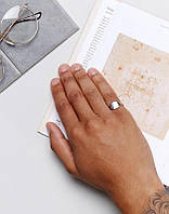 Мужское кольцо asos (S/M), фото 1