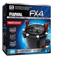 Внешний фильтр для аквариума Fluval FX4, Hagen