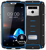 "Vkworld Vk7000 blue ip68 4/64 Gb, 5.2"", MT6750T, 3G, 4G, фото 1"