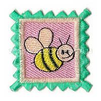 Нашивка детская Пчела