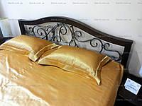 Кровать двуспальная Илонна (Ольха) - 1,6м