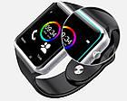 Розумні годинник Smart A1 Turbo. Смарт годинник, фото 7