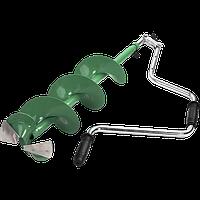 Ледобур MIKADO Ice Drill 130 мм  со сферическими ножами