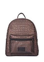 Рюкзак POOLPARTY XS бронзового цвета