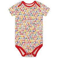 Боді для дівчинки Трикутники Vlinder, фото 1