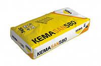 Реставрационная высушующая известково-цементная шпаклёвка KEMASAN 580 (30кг)