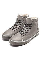 Faberlic Ботинки мужские Comfort цвет серый размер 40 41 42 43 44 45 Basic plus DKM006 арт 884700