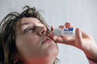 Сосудосуживающие капли в нос, привыкание и можно   ли его  вылечить?