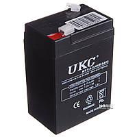 Аккумулятор для торговых весов UKC 6 V 6 A