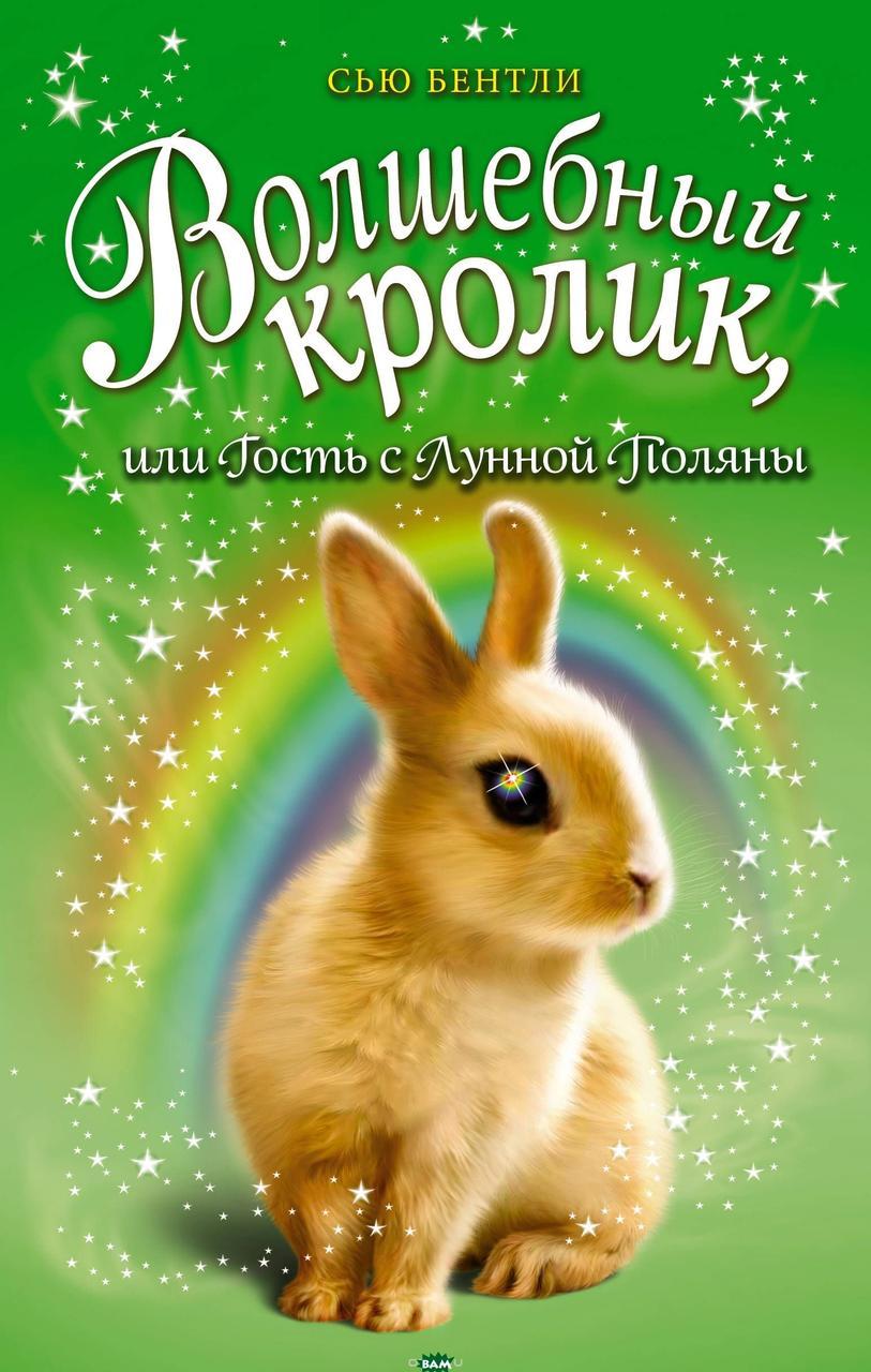 Бентли Сью Волшебный кролик, или Гость с Лунной Поляны