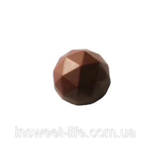 """Поликарбонатная форма для конфет """"Бриллиант"""""""