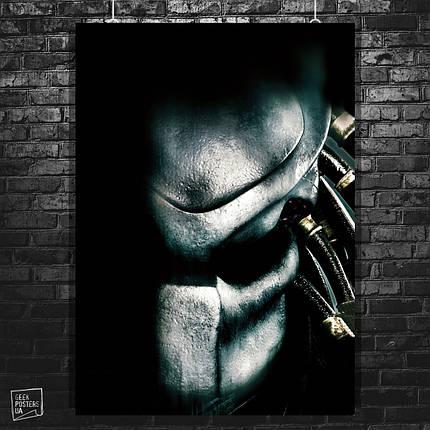 Постер Predator, Хищник. Размер 60x42см (A2). Глянцевая бумага, фото 2