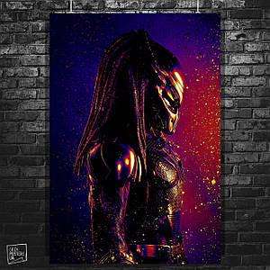 Постер Predator, Хищник (2018). Размер 60x42см (A2). Глянцевая бумага