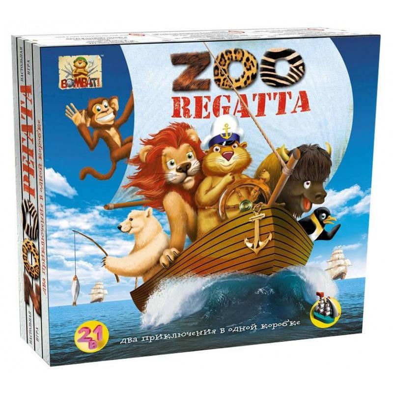 Настольная игра ЗооРегата (115-10812791)